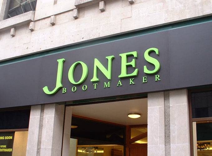 bespoke signs retail signs and signage technical signs