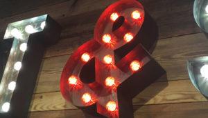 Bulb letter signs image 12