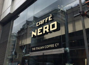 Cafe Signage Image 1