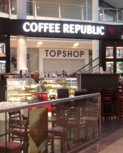 Cafe Signage image 10