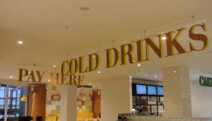 Cafe Signage image 14