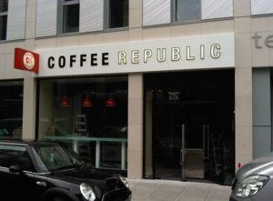 Cafe Signage Image 5