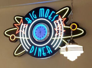 Faux Neon Signs Image 1