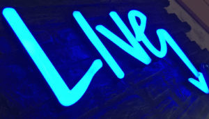 Faux Neon Signs Image 4