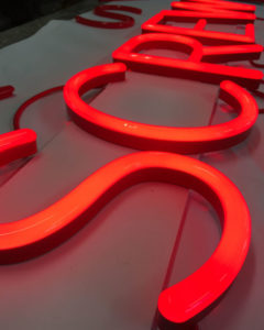 Faux Neon Signs Image 9