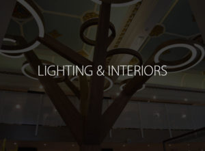 Lighting and Interiors