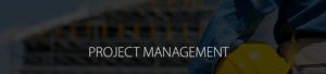 Project Management Page Header Image