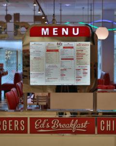 restaurant and bar signage image 15