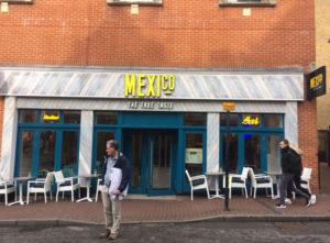 restaurant and bar signage image 26