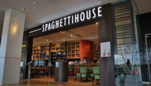 restaurant and bar signage image 39