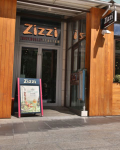 restaurant and bar signage image 44
