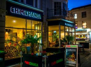 restaurant and bar signage image 6