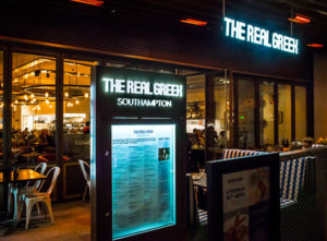 restaurant and bar signage image 7