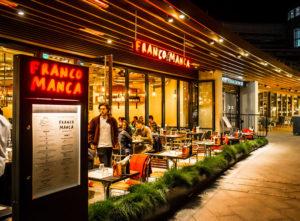 restaurant and bar signage image 8