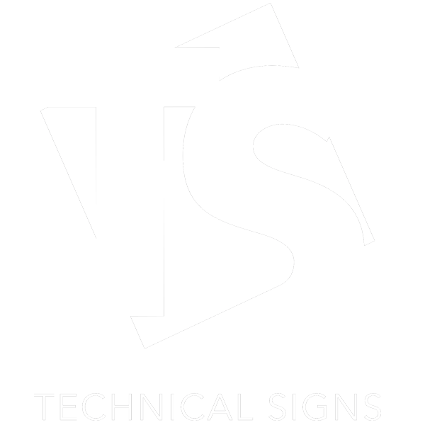 Technical Signs Main Center Logo