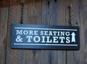 WC Signage Image 1