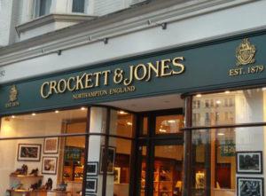 Crockett and Jones Signs Portfolio 1
