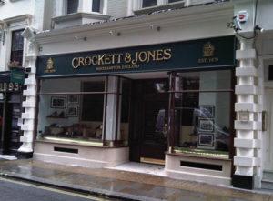 Crockett and Jones Signs Portfolio 3