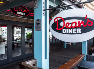 Deans Diner Signs Portfolio 3