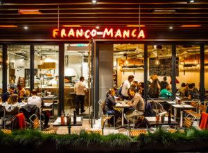 Franco Manca Signs Portfolio 1