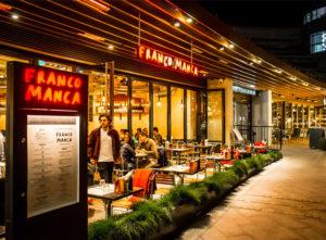 Franco Manca Signs Portfolio 2