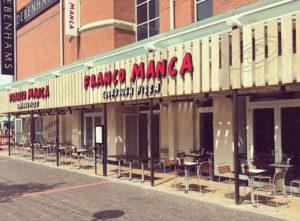 Franco Manca Signs Portfolio 3