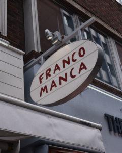 Franco Manca Signs Portfolio 9