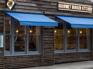 Gourmet Burger Kitchen Signs Portfolio 1