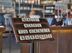 Gourmet Burger Kitchen Signs Portfolio 17