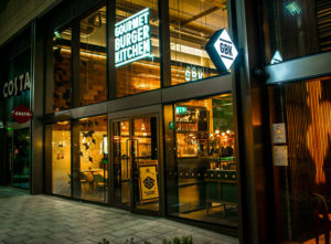 Gourmet Burger Kitchen Signs Portfolio 2