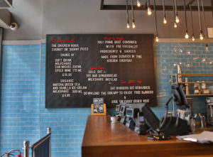 Gourmet Burger Kitchen Signs Portfolio 21
