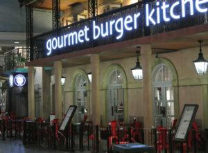 Gourmet Burger Kitchen Signs Portfolio 6