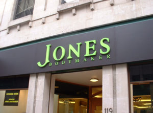 Jones Signs Portfolio 1