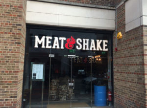 Meat and Shake Signs Portfolio 3