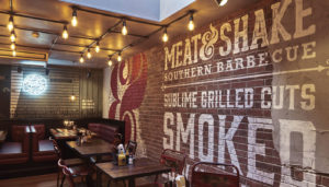 Meat and Shake Signs Portfolio 4