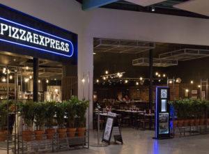 Pizza Express Signs Portfolio 6