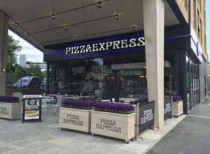 Pizza Express Signs Portfolio 7