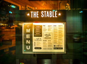 The Stable Signs Portfolio 3