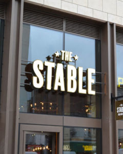 The Stable Signs Portfolio 9