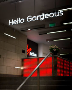 Virgin Active Signs Portfolio 5
