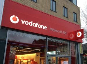 Vodafone Signs Portfolio 3