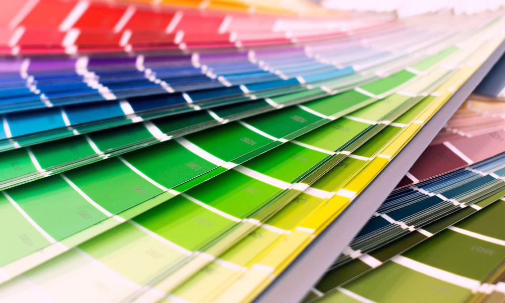 Bespoke Signage Colour Options Blog Image