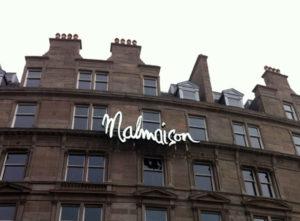 Hotel Signage Image 1