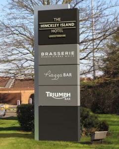 Hotel Signage Image 10