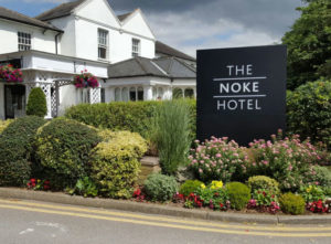 Hotel Signage Image 13
