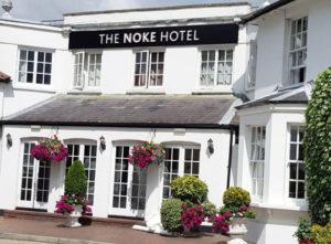 Hotel Signage Image 16