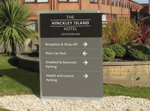 Hotel Signage Image 18