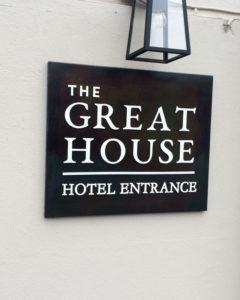 Hotel Signage Image 20