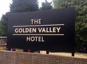 Hotel Signage Image 6