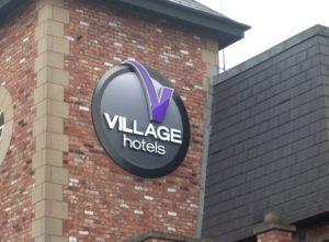 Hotel Signage image 7